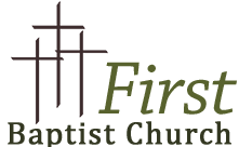 Logo, First Baptist Church